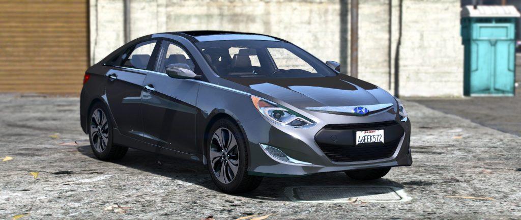 Hyundai Sonata Hybrid GTA 5