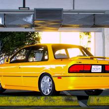 Mitsubishi Galant by canadian mods