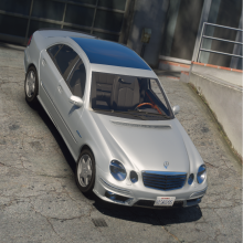 mercedes e series product picture