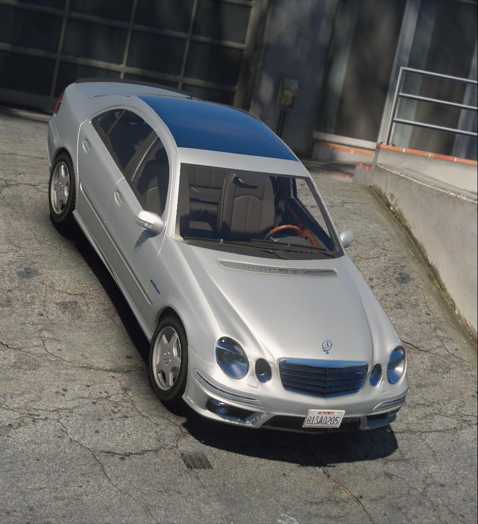 W211 GTA 5