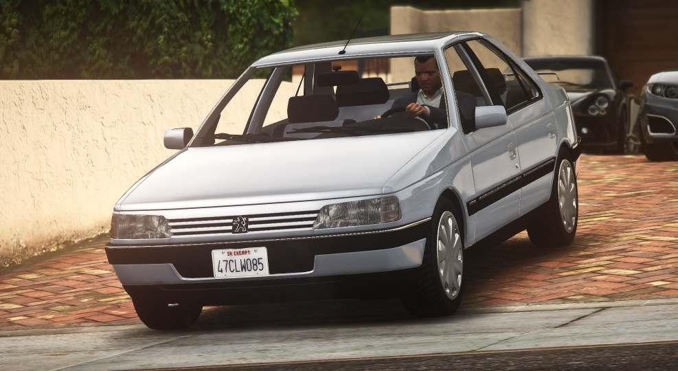Peugeot 405 SR gta v