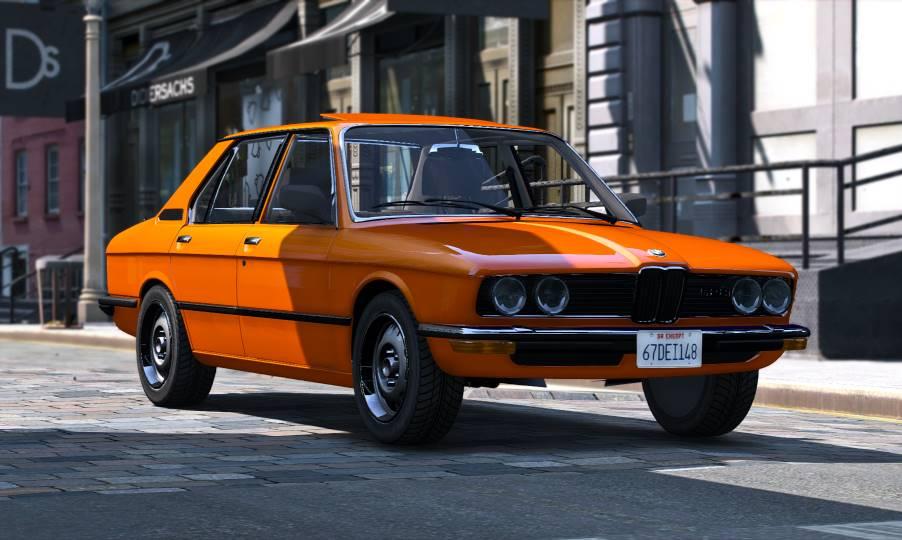 BMW E12 GTA 5