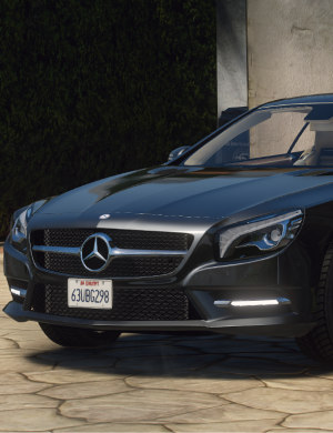 Mercedes Benz sl500 2013