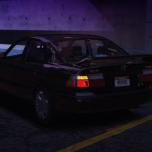 Mazda 626 gta v addon