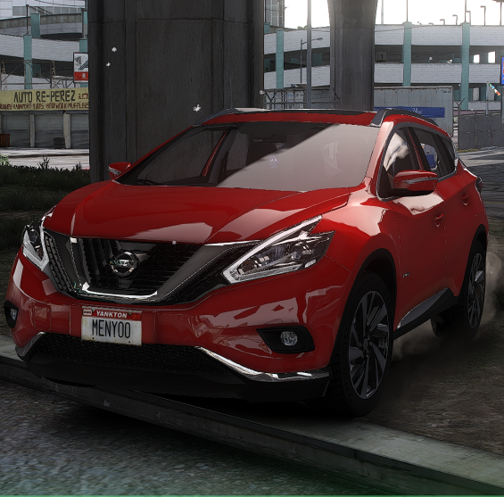 Nissan Murano gta v