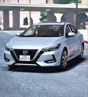 Nissan Sentra 2020 gta v