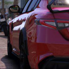 Alfa Romeo Giulia 2021 gtam