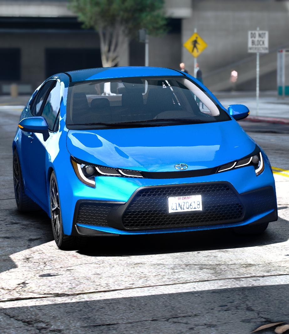 Toyota Corolla 2021 US