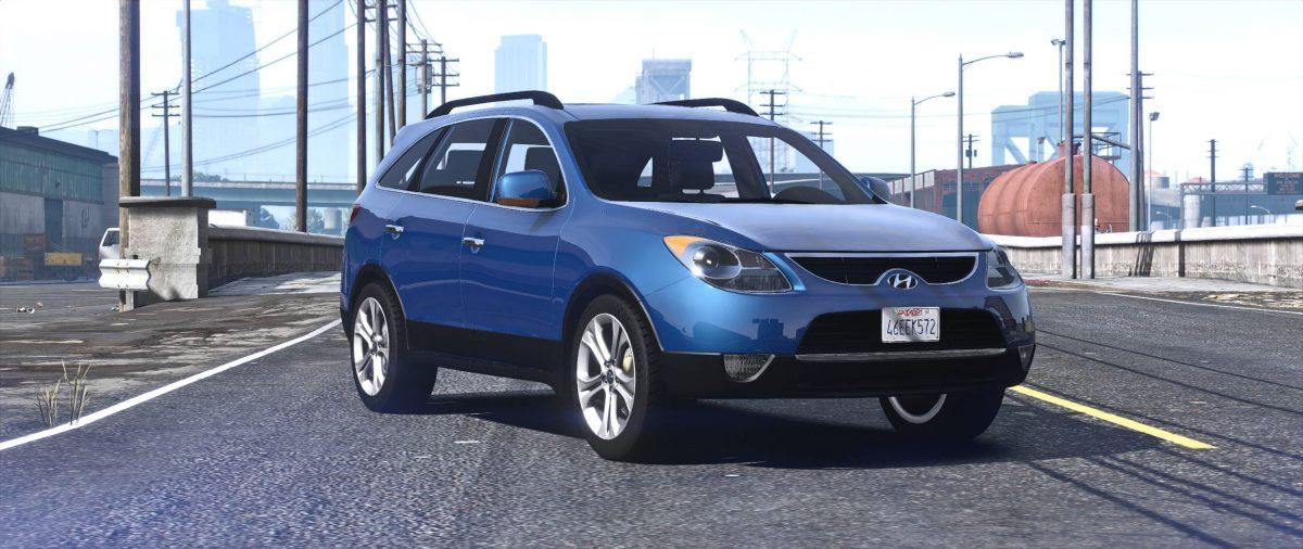 Hyundai Veracruz GTA 5