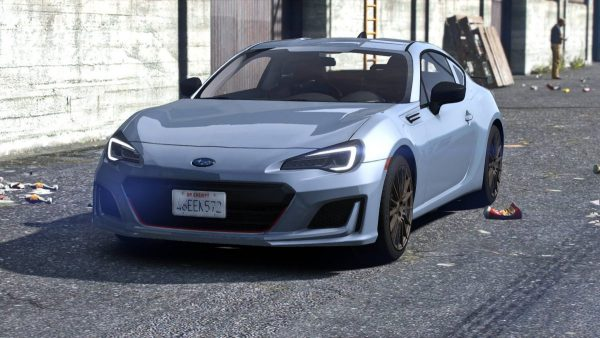 Subaru BRZ tS 2020