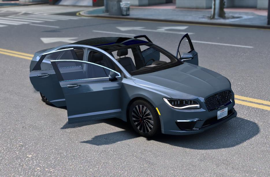 Lincoln MKZ 2020 GTA 5