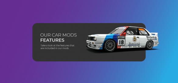 GTA 5 Car Mods Features