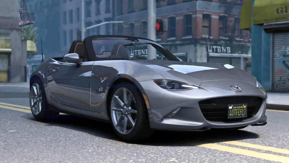Mazda MX5 ND GTA 5