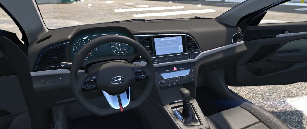 Hyundai Elantra 2017 GTA 5