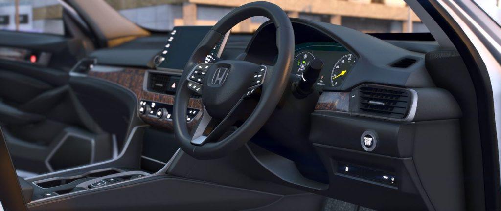 Honda Accord 2021 GTA 5