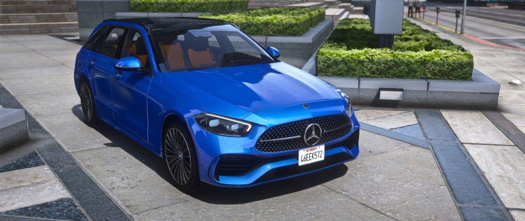 Mercedes Benz C Class Estate 2021
