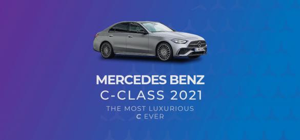 mercedes benz c class 2021