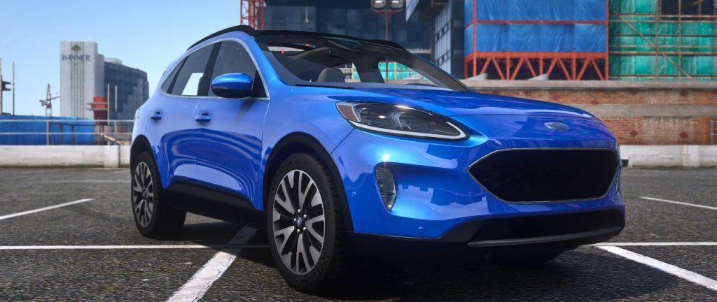 Ford Escape Titanium 2020