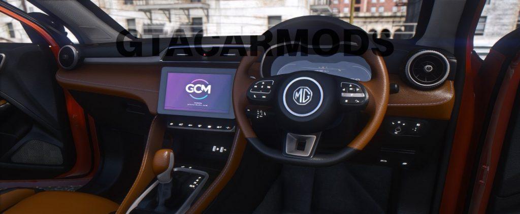 MG ZS 2021