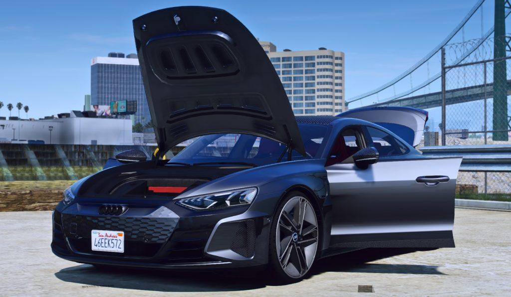 Audi RS E TRON GT